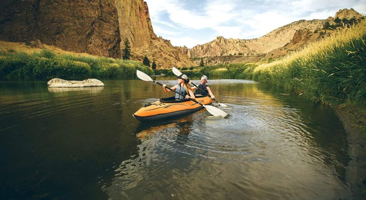 Advanced Elements Lagoon inflatable kayak